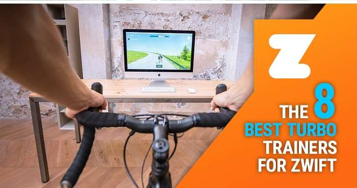 The eight best turbo trainers for Zwift