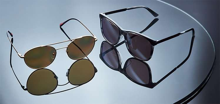 Men's Sunglasses With Porsche Design