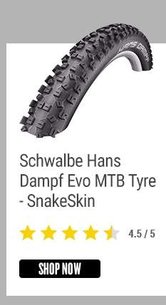 Schwalbe Hans Dampf Evo MTB Tyre