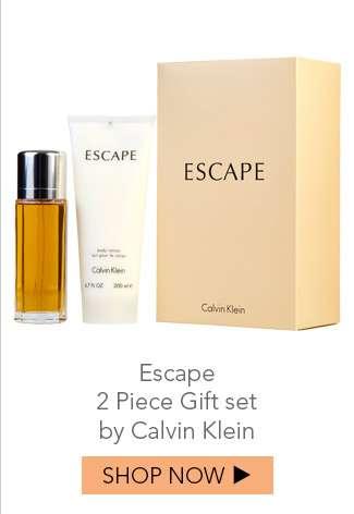 Shop Escape by Calvin Klein