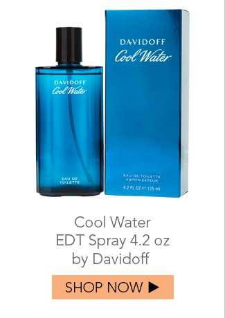 Shop Cool Water by Davidoff
