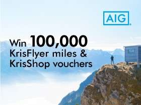 Win Attractive Prizes with AIG Travel Insurance