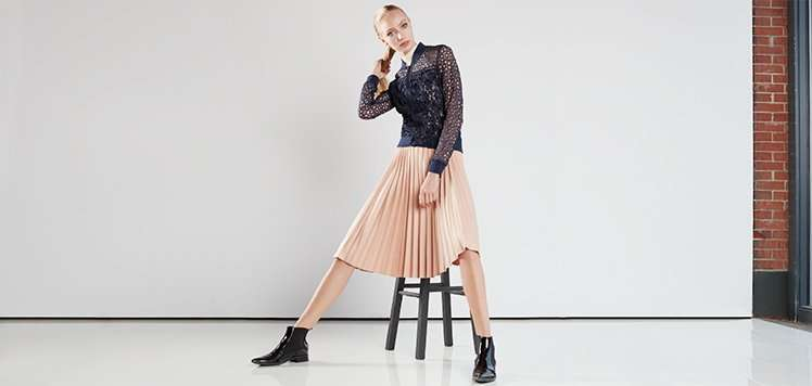 Modern Sophistication With T Tahari