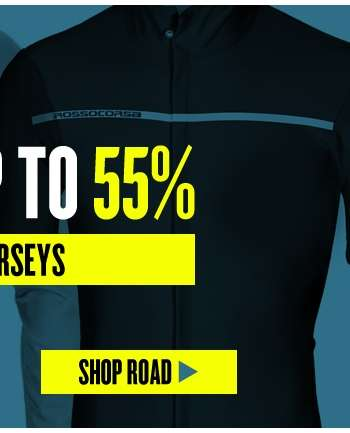 Save up to 55% on Jerseys - Shop ROAD