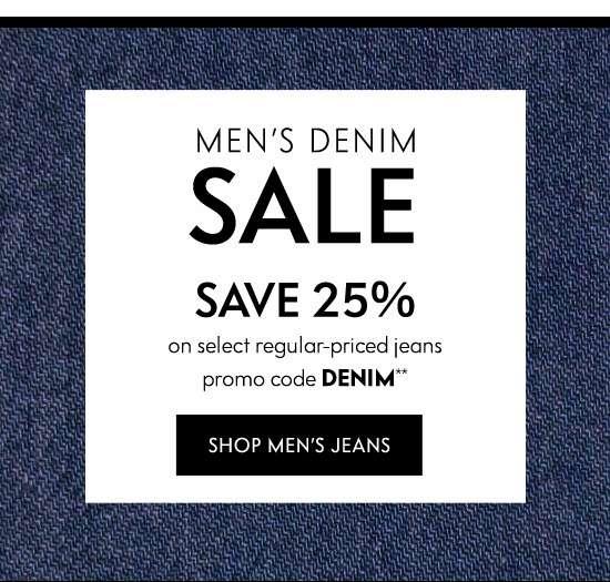 Shop Men's Jeans