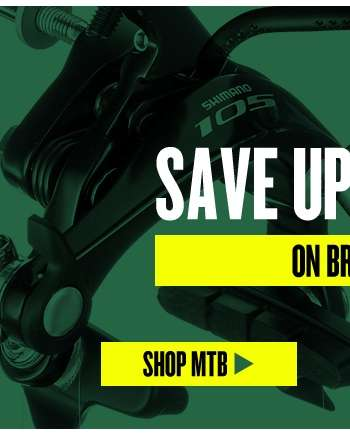 Save up to 50% on Brakes - Shop MTB