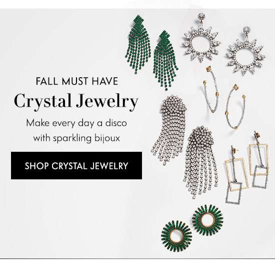 Shop Crystal Jewelry