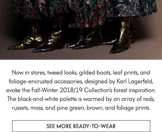 Shop Chanel Ready To Wear
