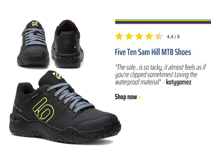 Five Ten Sam Hill MTB Shoes