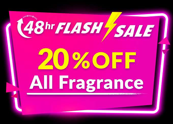 FLASH SALE: 15% Off All Makeup: 48 HRS ONLY! Ends 3:00pm HKT, 11 Oct 2018