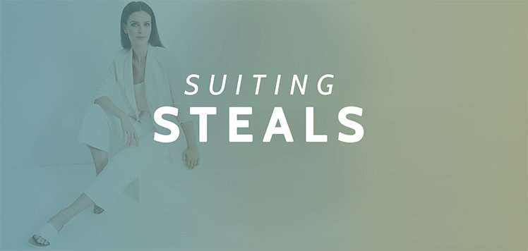 Up to 80% Off Women's Tailored