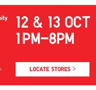 Locate Stores