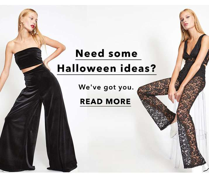 Need some Halloween ideas? - Read more