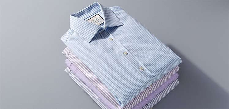 Designer Dress Shirts & Ties