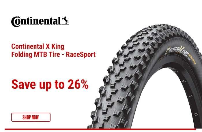 Continental X King Folding MTB Tyre - RaceSport