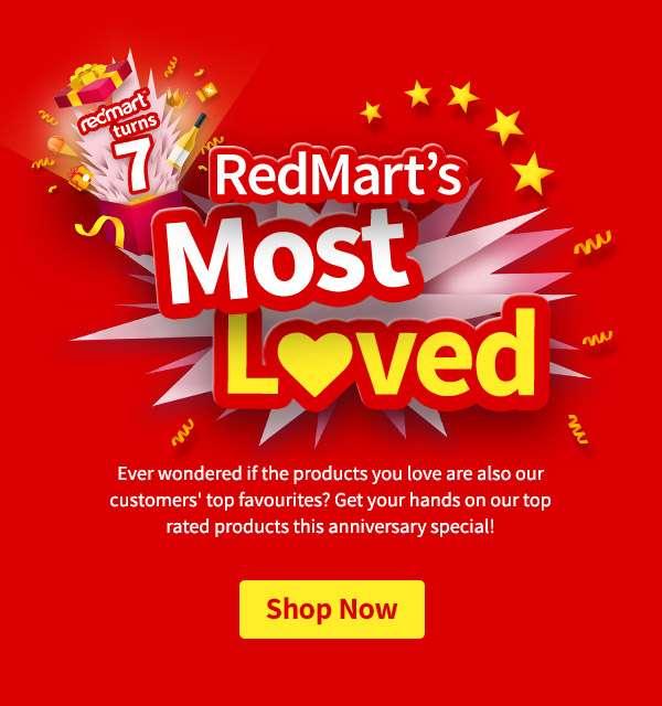 Shop on RedMart now