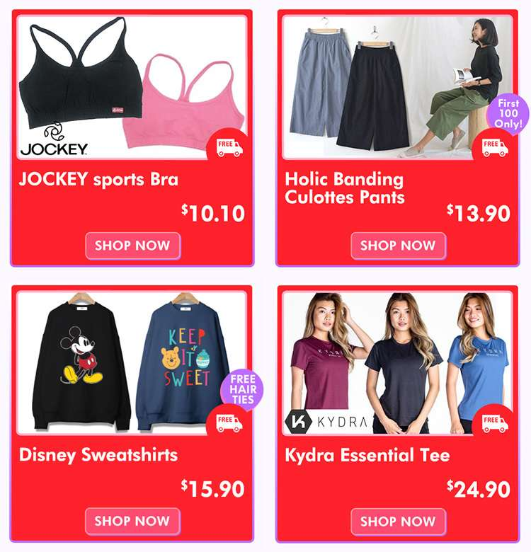 63f7fe9f89f Qoo10   10.10  THE SALE CONTINUES! 🎉 LAST DAY! Grab everything ...