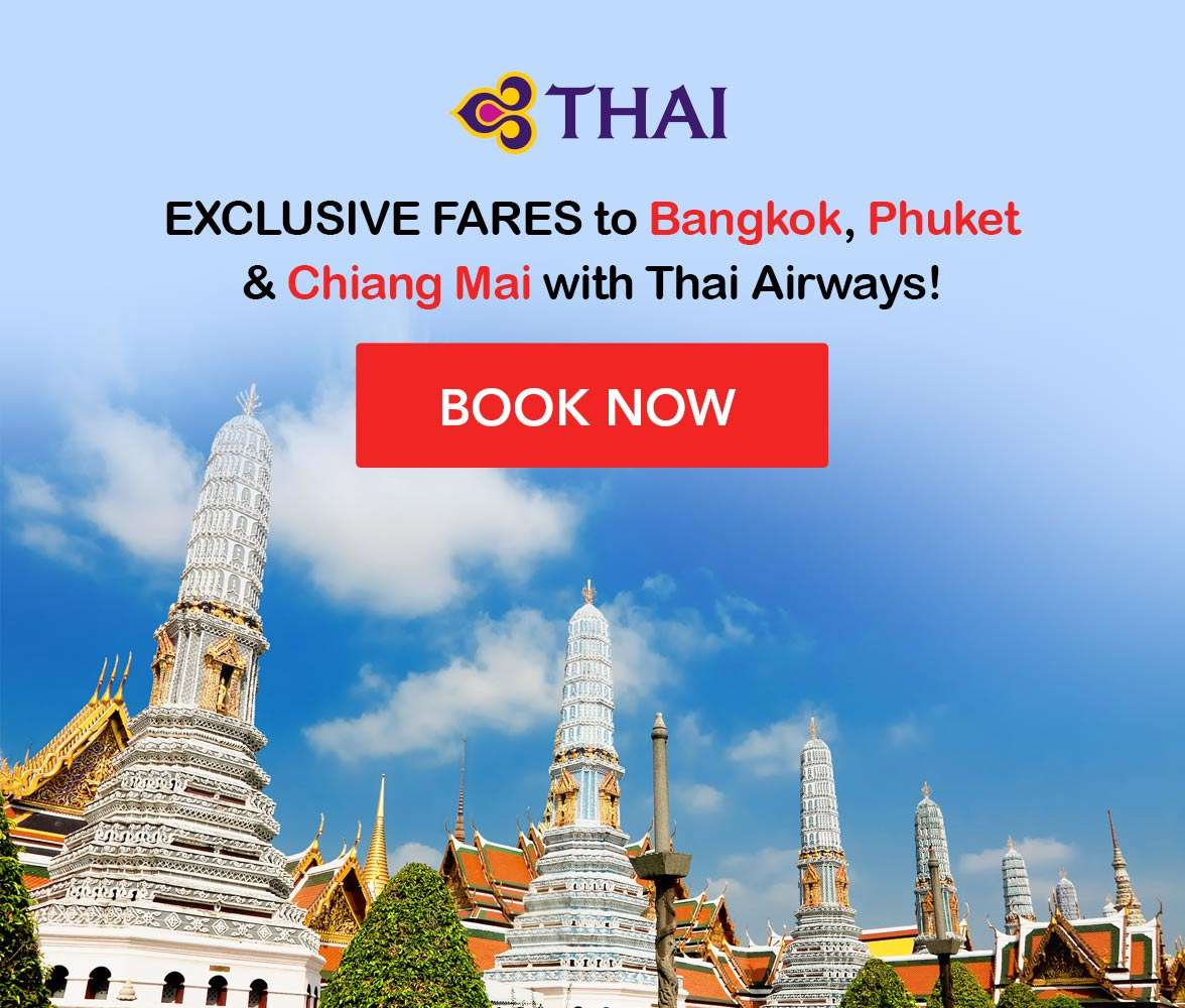 Thailand Hotels and Places to Stay