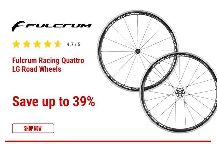 Fulcrum Racing Quattro LG Road Wheels
