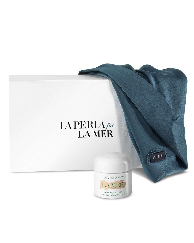 La Perla for La Mer Robe & Creme de la Mer Set