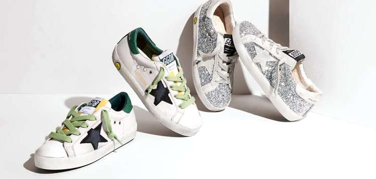 Golden Goose & More Kids' Luxe Shoes