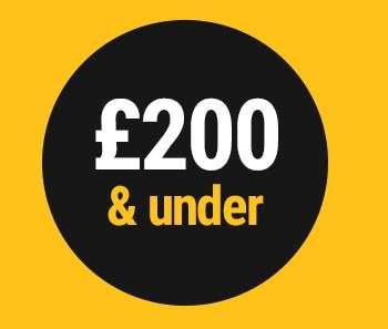 £200 & under