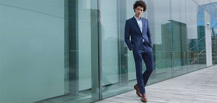 Suiting With Nick Graham