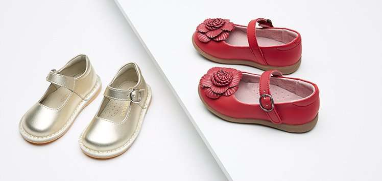Coveted Kids' Shoes With L'Amour