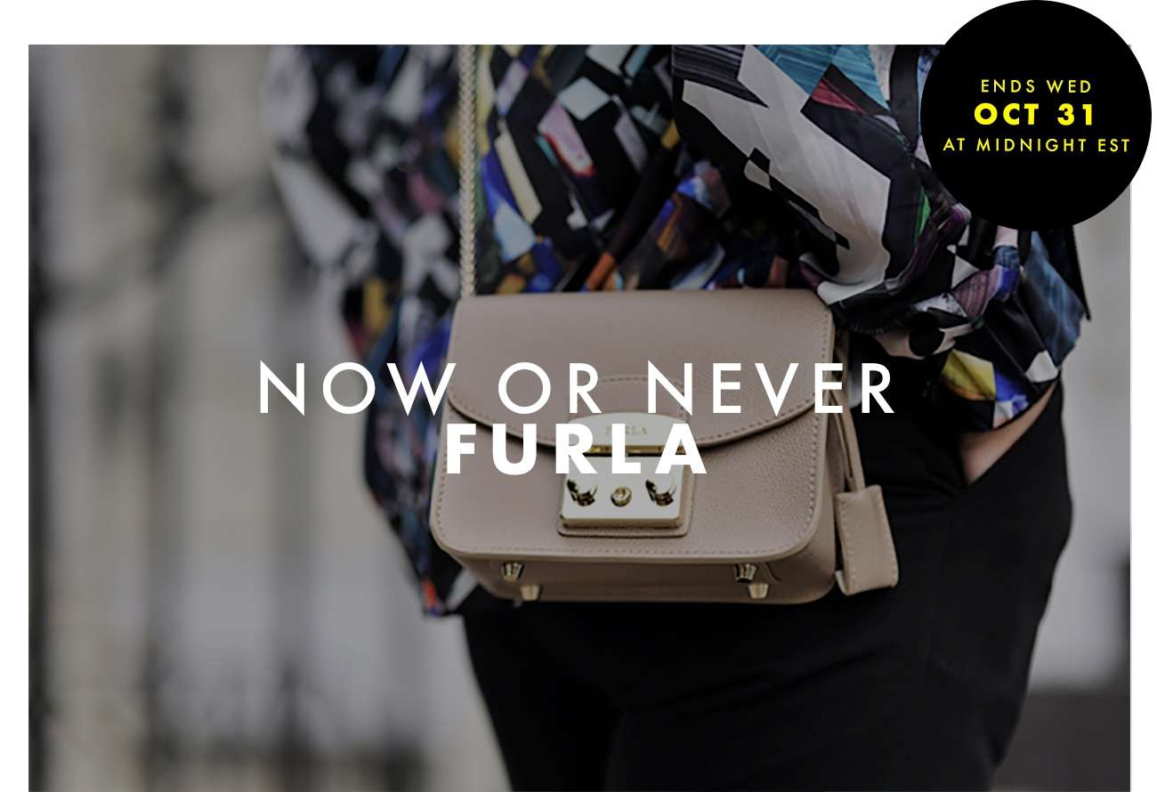FURLA UP TO 50% OFF