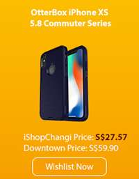 Otterbox iPhone XS 5.8 Commuter Series