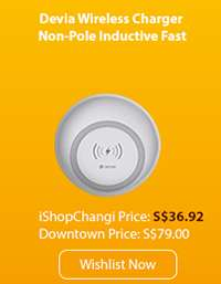 Devia Wireless Charger Non-Pole Inductive Set
