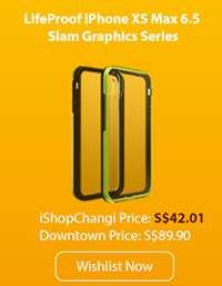 LifeProof iPhone XS Max 6.5 Slam Graphics Series