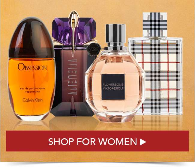 Shop Womens Perfume Sales Collection