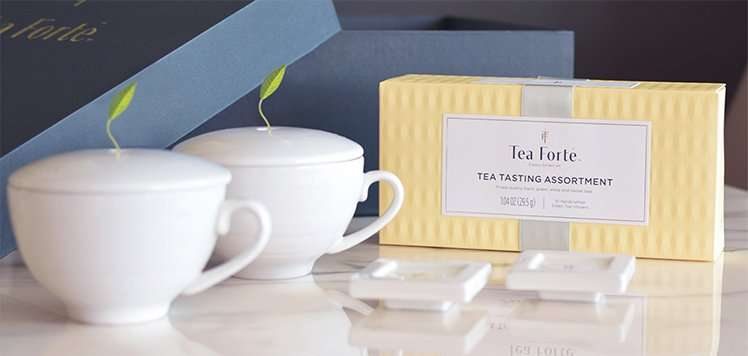 Tea Forté: Up to 50% Off Tea, Accessories & More