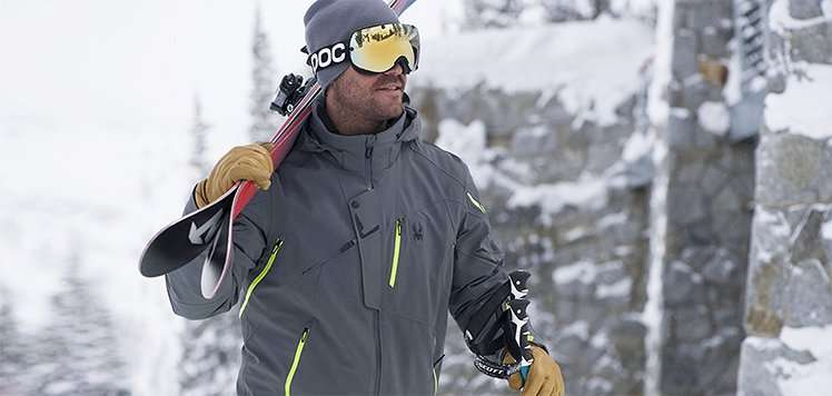 Ski & More Men's Gear With Spyder
