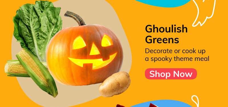 Ghoulish Greens