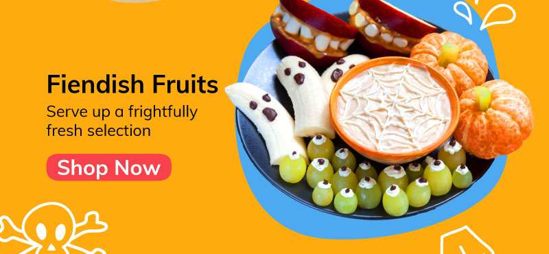 Fiendish Fruits