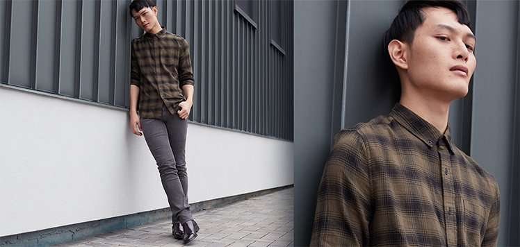 Corduroy, Plaid & More Fall Musts