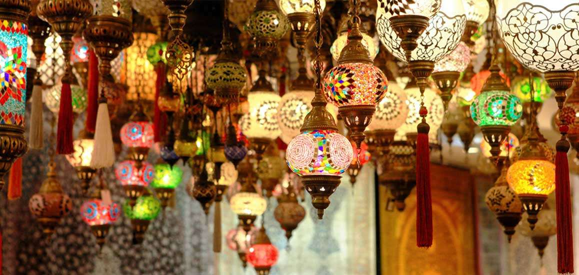 Souqs for the senses