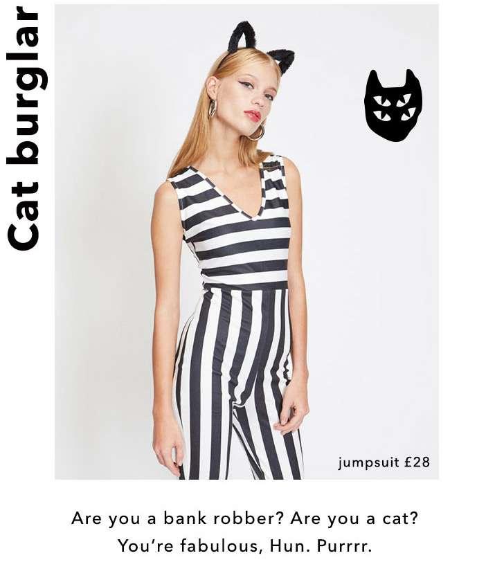 Cat burglar - Shop Holloween