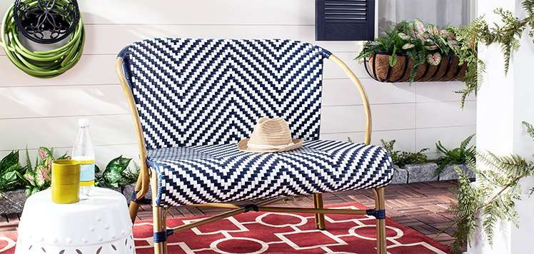 The World of Safavieh: Outdoor Furniture