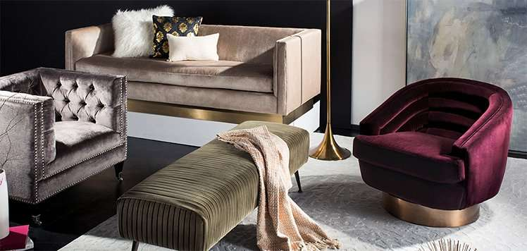 The World of Safavieh: Couture Furniture