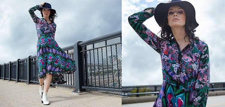 SALONI & More Printed Dresses