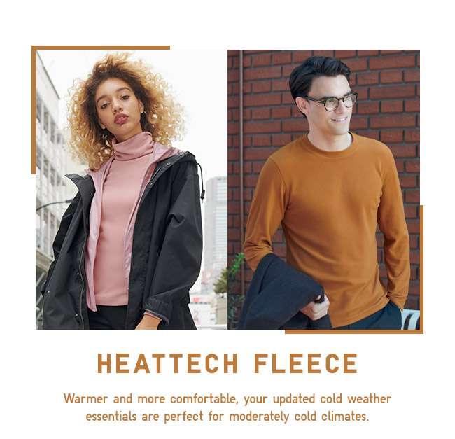 HEATTECH Fleece