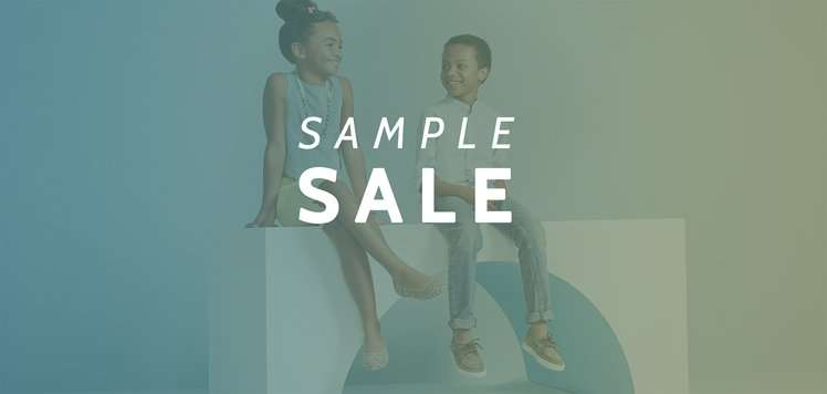 Kids' Sample Sale