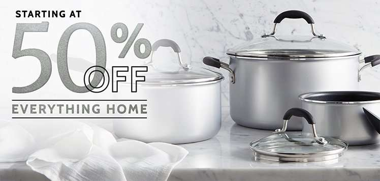 Appliances to Cookware