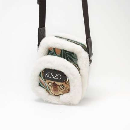 KENZO Tapestry Jacquard Memento Small Crossbody Bag