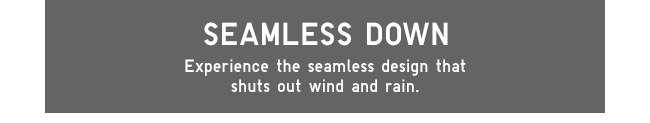 Seamless Down