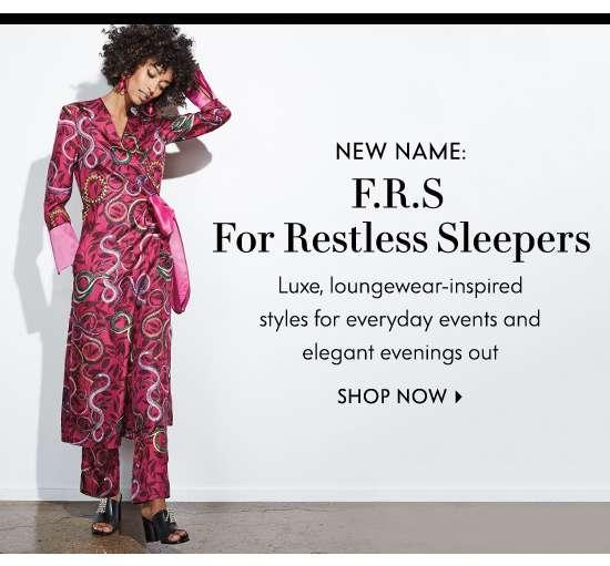 Shop F.R.S.