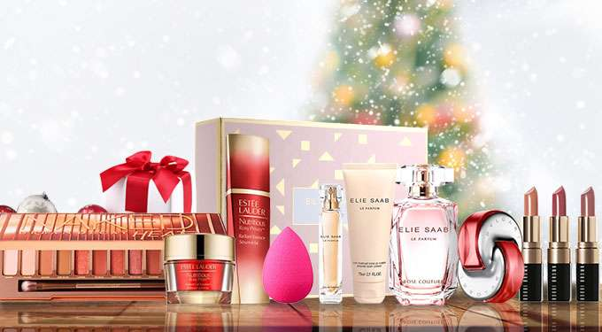 600 Christmas Gift Ideas! Sisley, SKII, YSL & more Up to 70% Off! Ends 26 Dec 2018